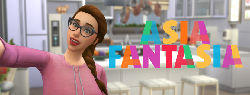 AsiaFantasia The Sims 4