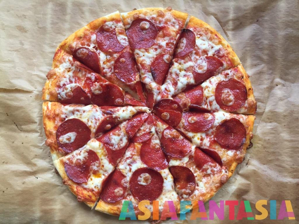 Najlepsza pizza na świecie - AsiaFantasia - Wiecznie Głodna!